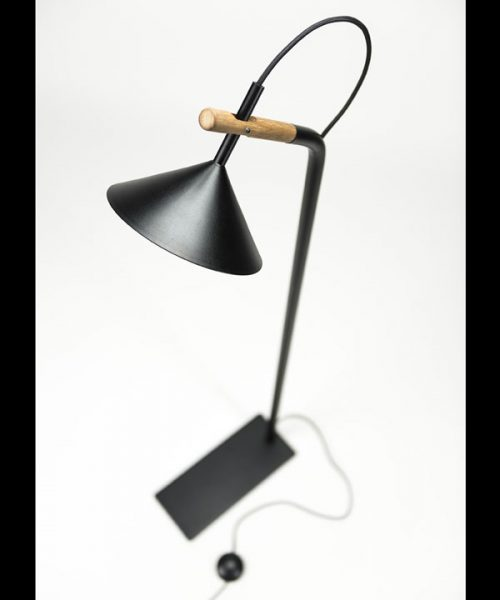 Nun lamp by Filip Gordon Frank