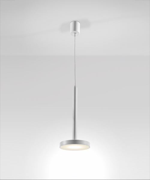 Candle pendant lamp by Filip Gordon Frank